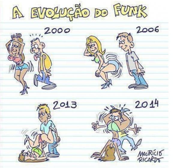 evolução do funk